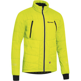 Gonso Buchit Thermo Active Jacke Herren safety yellow